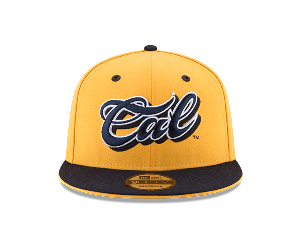 e67e021cc3f New Era x MC x Cal Bold Script Hat — Mister Cartoon