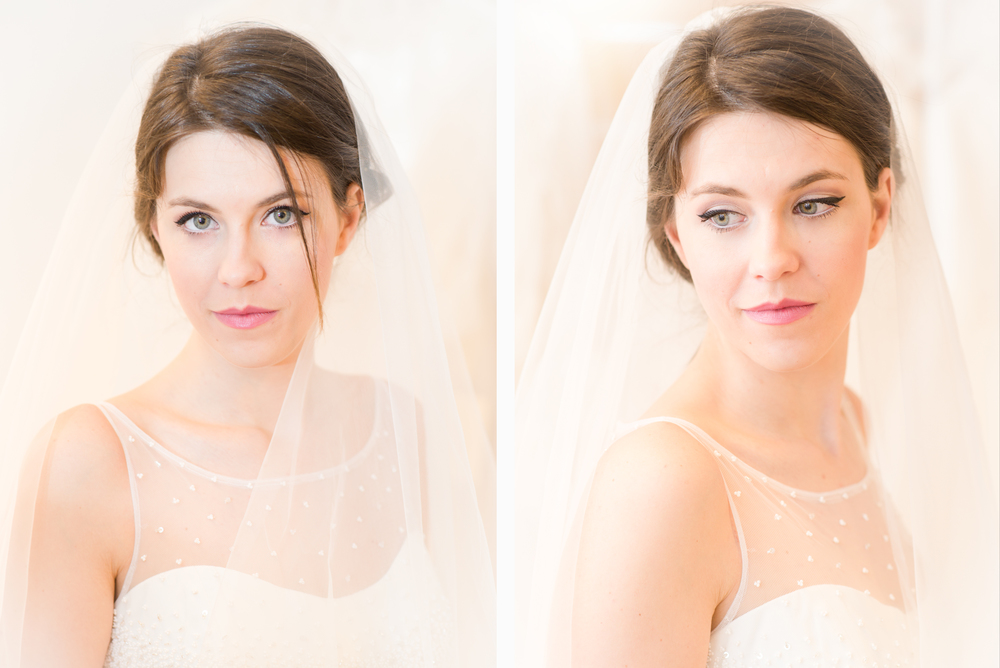 El Velo, un clásico/ Wedding veil, a classic.