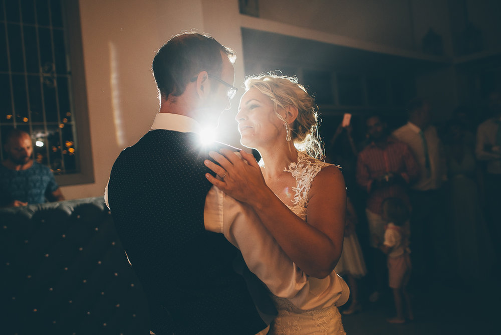 ibiza wedding dance