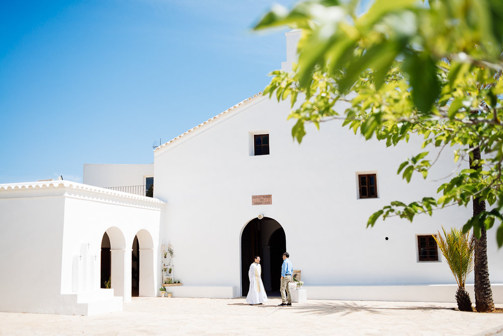 ibiza white church