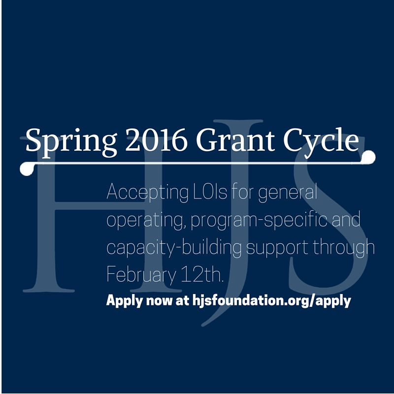 Spring Grant Cycle 2016 Open.jpg