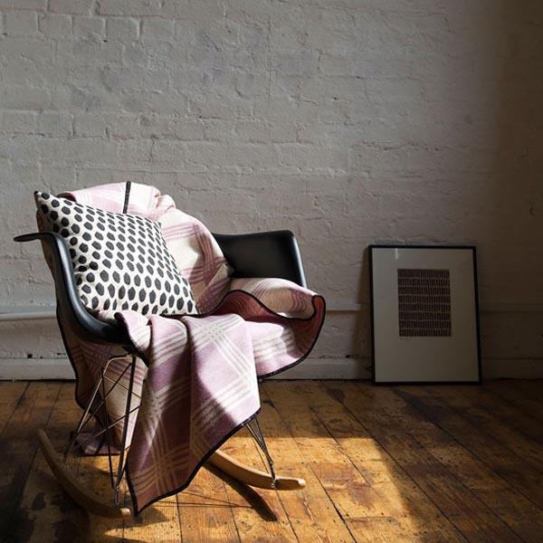 Tori Murphy cushions and throws