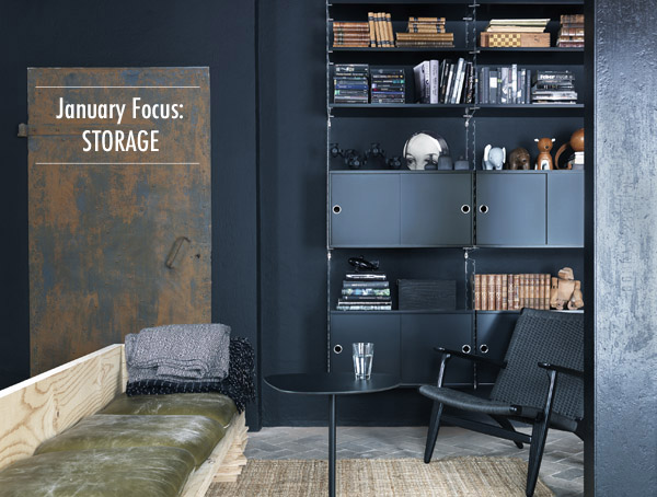 the string shelving system design hunter. Black Bedroom Furniture Sets. Home Design Ideas