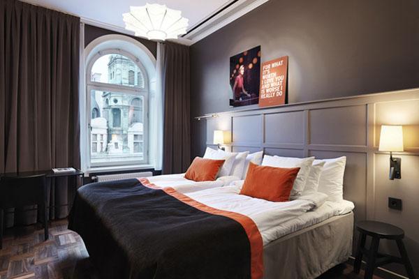 scandic grand central hotel stockholm design hunter. Black Bedroom Furniture Sets. Home Design Ideas