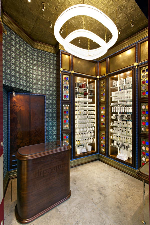 New Diptyque Store Designed By Christopher Jenner Design