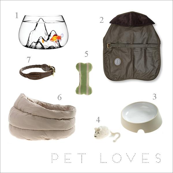 designer pet products