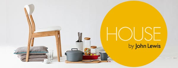 House by john lewis design hunter for Home design john lewis