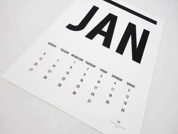 Typography Calendar Uk : Modern minimal downloadable calendars for — design