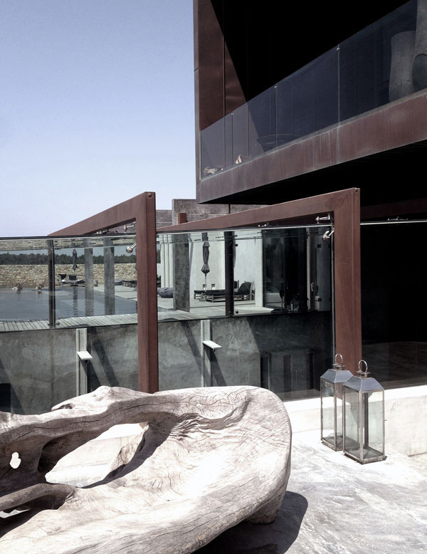 Areias do seixo a charming portugese eco hotel design for Hotel design 77