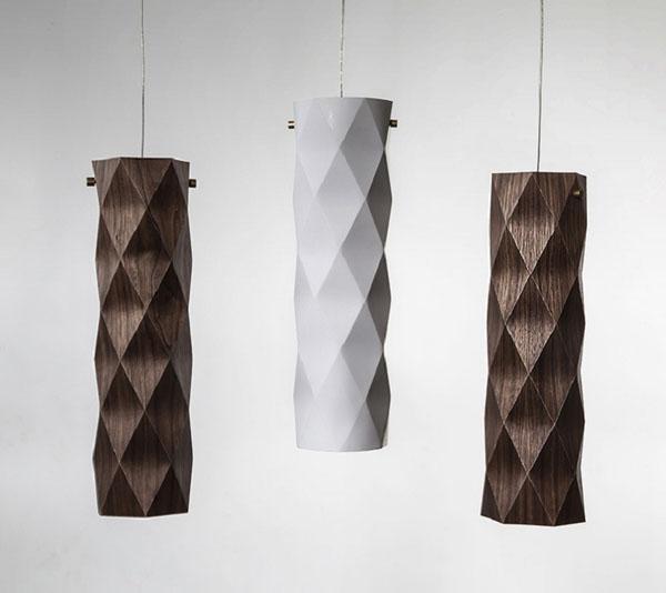The Folded Lighting Series By Ariel Zuckerman Design Hunter