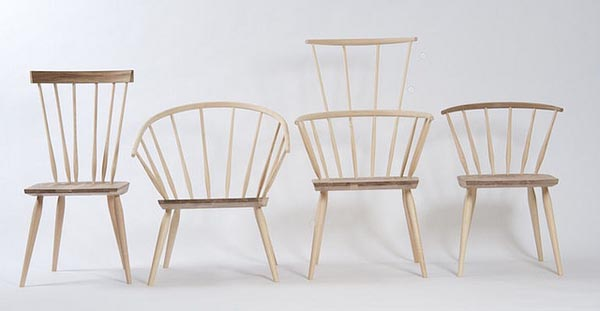 Matthew-Hilton-Windsor-chairs-for-Ercol