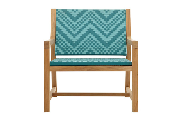 Navajo lounge chair  - John Lewis 