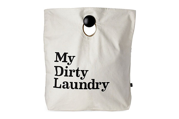 My Dirty Laundry bag  - Selfridges 