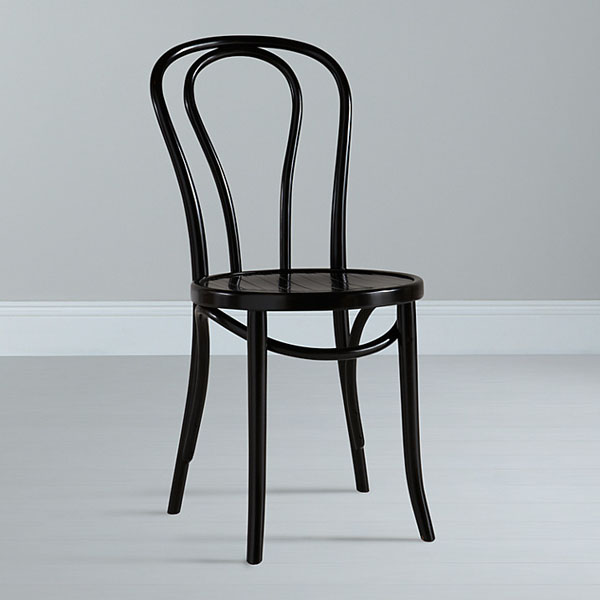 Marvelous This Thonet Inspired HND Cafe Chair Is A Classic Bistro Style Dining Chair  That Will Make A Striking Yet Timeless Addition To Any Kitchen Or Dining  Room.