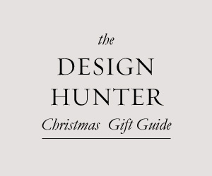 Design Hunter Christmas Gift Guide