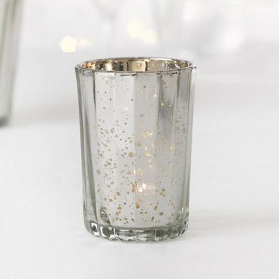 Jelly mould pot tealight holder - £8