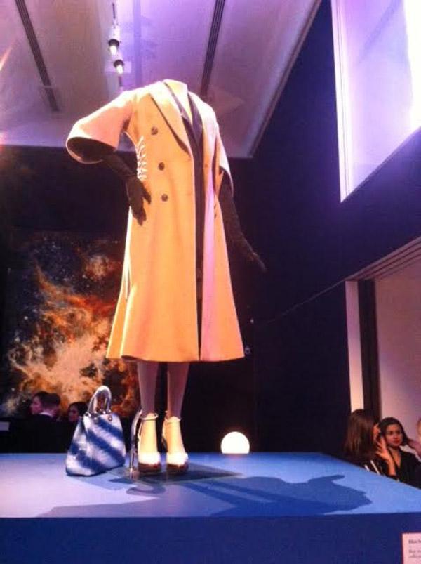 Wallpaper Design Awards 2015 Raf Simons Dior