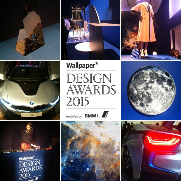 Wallpaper Design Awards party 2015