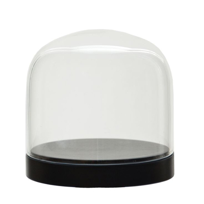 Glass dome - £25.50