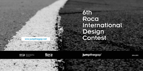 Jump the Gap 6th Roca International Design Contest