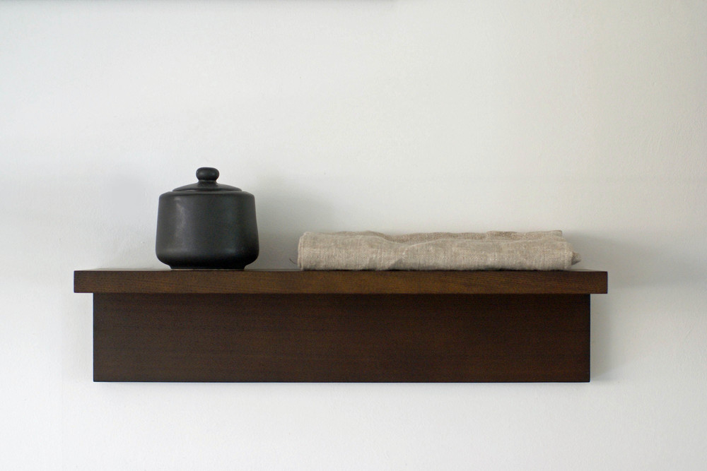 Muji shelf styling Design Hunter