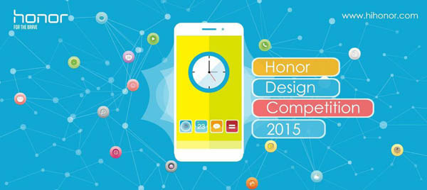 Honor 6 Design Competion 2015