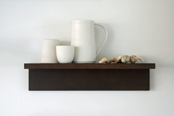muji shelf collection styled by Design Hunter
