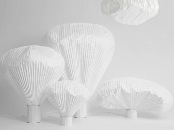 Vapeur lamp by Inga Sempe Moustache | Design Hunter