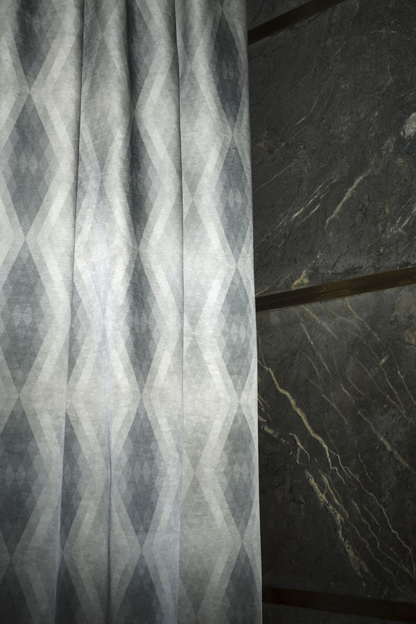 Dedar Dedaedro curtain | Design Hunter