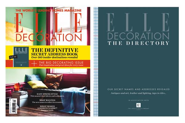 Elle Decoration Directory