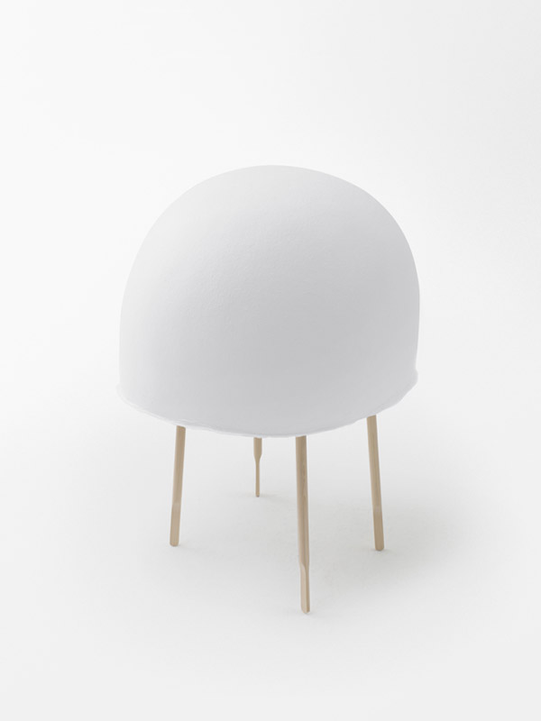 Kurage lamp by Nendo for Foscarini | Design Hunter