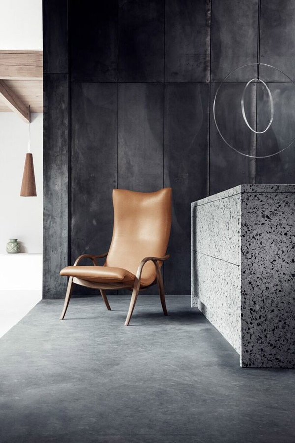 Signature chair by Frits Henningsen for Carl Hansen