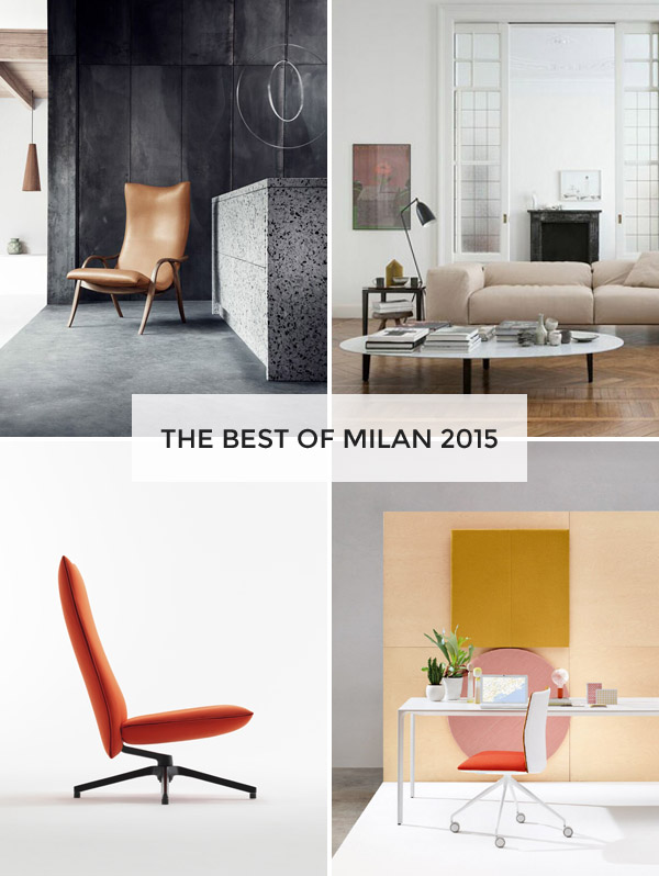 The best of Milan Design Week 2015 | Design Hunter