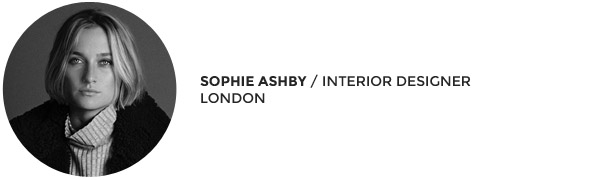 5 minutes with Sophie Ashby | Design Hunter