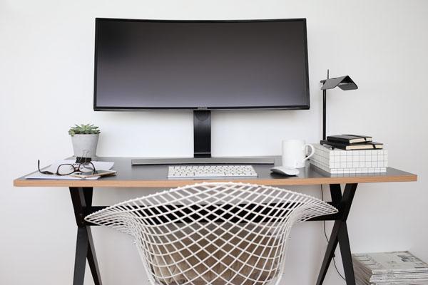 Samsung SE790C curved monitor | Design Hunter
