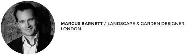 Landscape and garden designer Marcus Barnett | Design Hunter