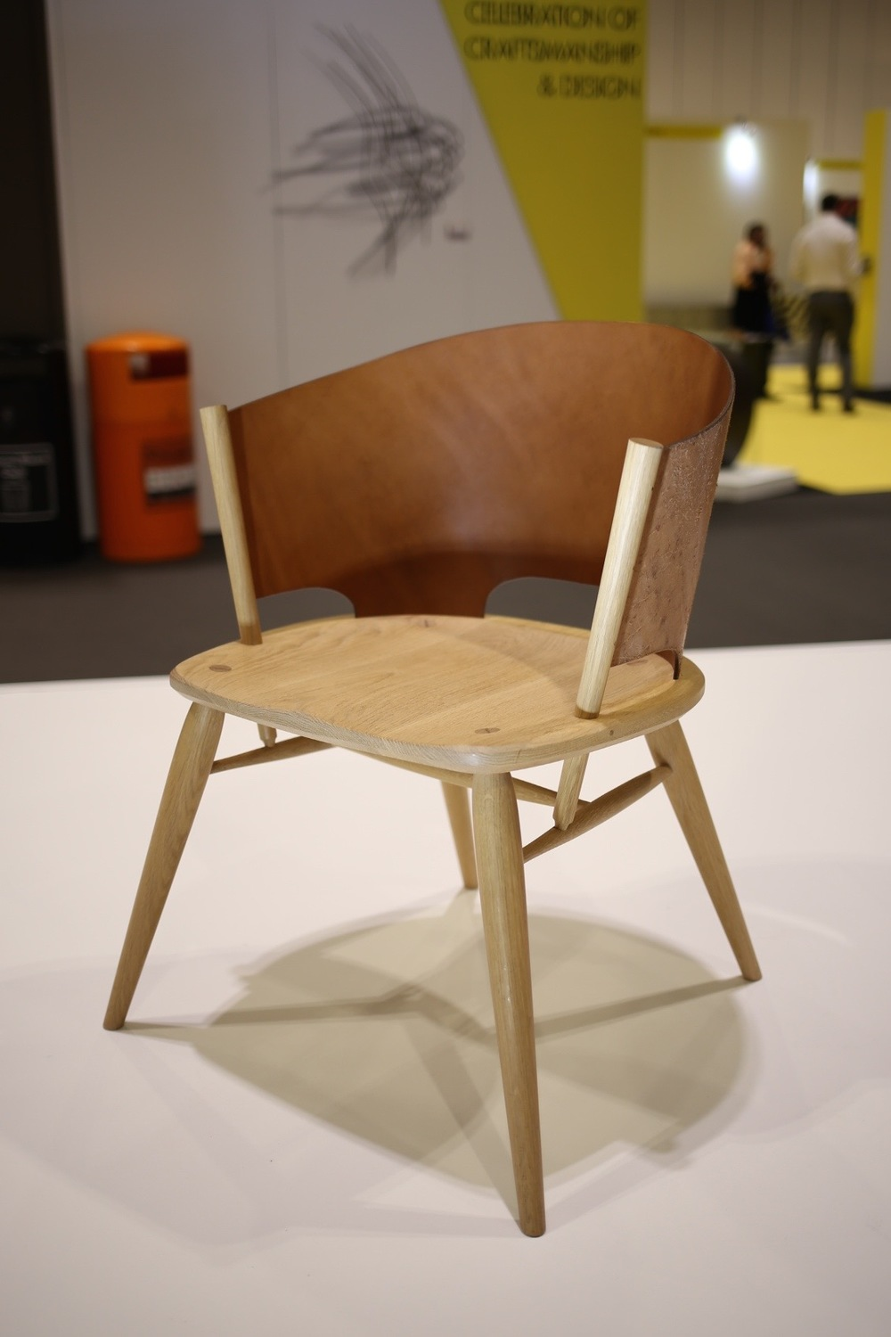 Hamylin chair by Gareth Neal - The New Craftsmen