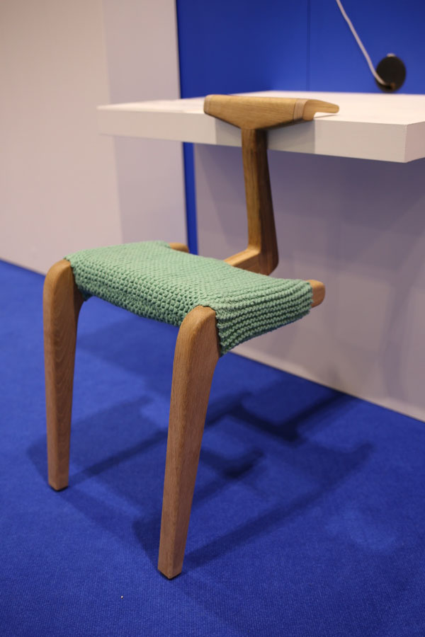 -2 chair by Studio Ludovico - The Fiera Edit
