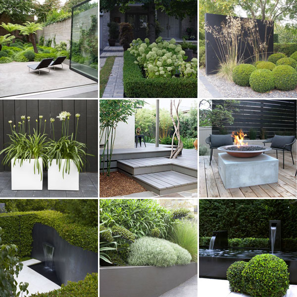 Garden and outdoor living spaces | Design Hunter