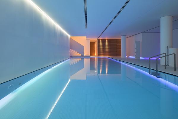 Akasha spa at The Conservatorium Hotel | Design Hunter