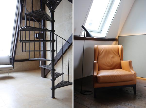 The I Love Amsterdam suite at The Conservatorium Hotel | Design Hunter