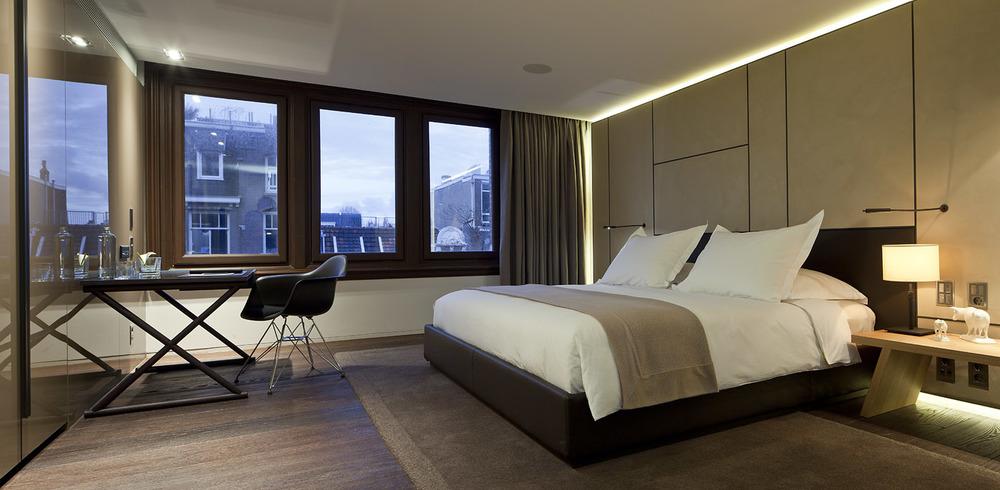 Deluxe Room at The Conservatorium Hotel | Design Hunter