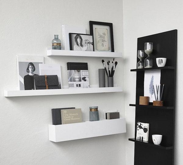 Wooden storage box by Hubsch