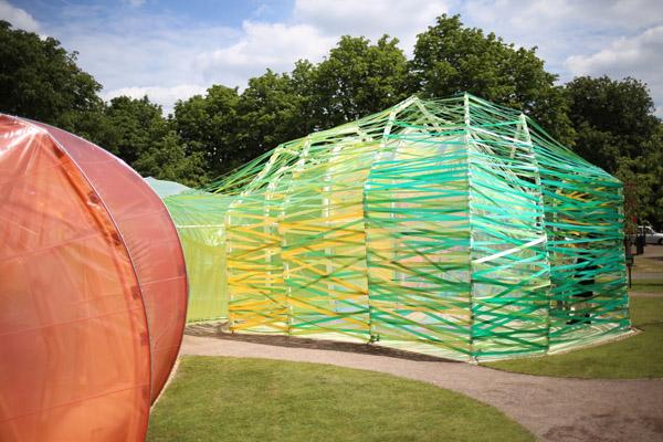 Serpentine Pavilion 2015 by SelgasCano