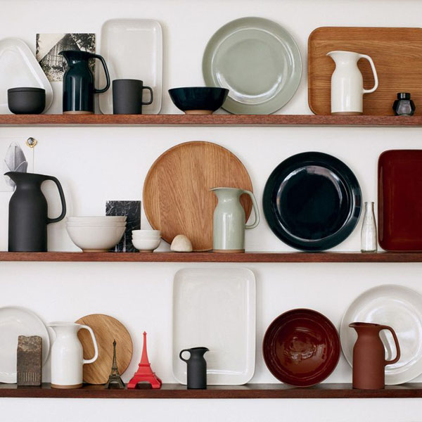 Olio Collection by Barber and Osgerby for Royal Doulton