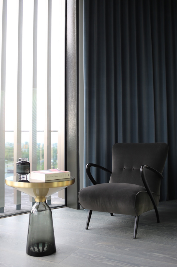 Tom Dixon penthouse Greenwich Peninsula | Design Hunter