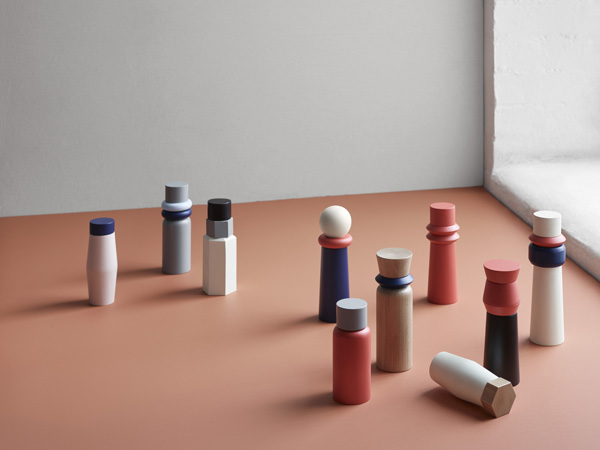 Totem mill by Krystian Kowalski for Totem