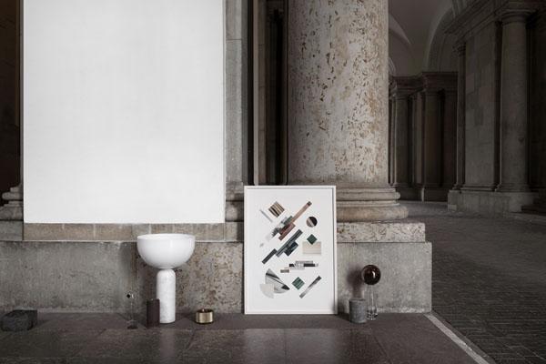Fragments no2 by Kristina Krogh