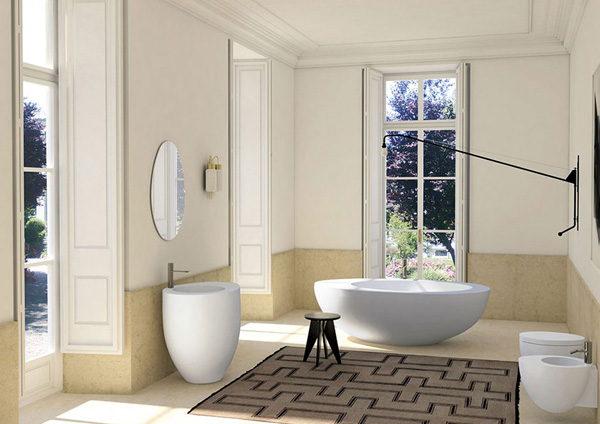 La giare bathroom collection