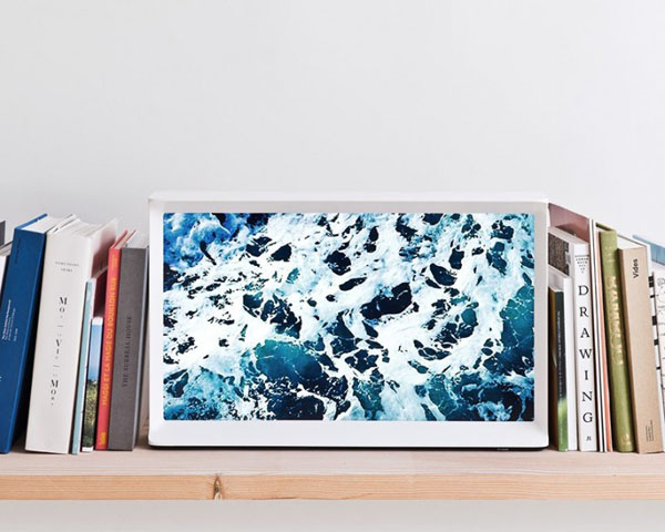 Serif TV - Bouroullec Brothers and Samsung